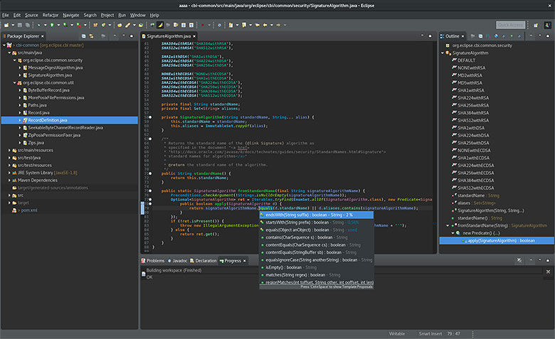 10 Best IDE For Programming- 2018 -Eclipse IDE