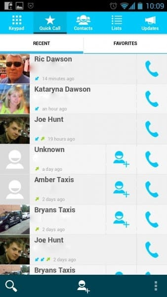 Know who is calling and stalk you friends with Contactive - Free Caller Id for Android smart phones and tablets, stay ahead of the world!