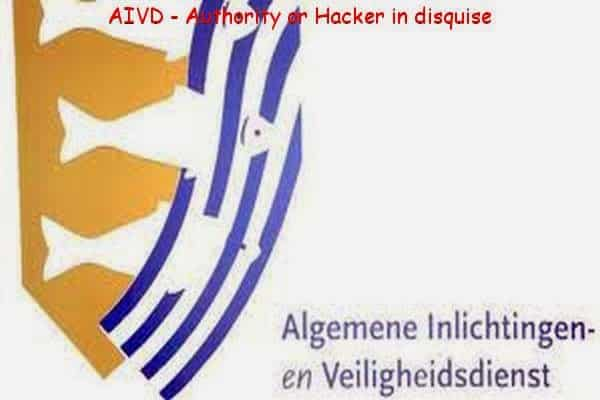 Dutch Intelligence Agency AIVD followed NSA for snooping on its own Citizens web forum through Computer Network Exploitation