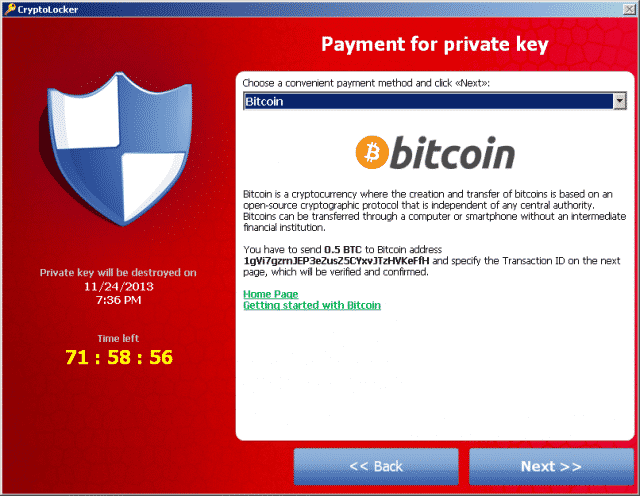 Cryptolocker the RANSOMWARE has infected 250000 systems and the makers have earned $35 million in RANSOM!!!