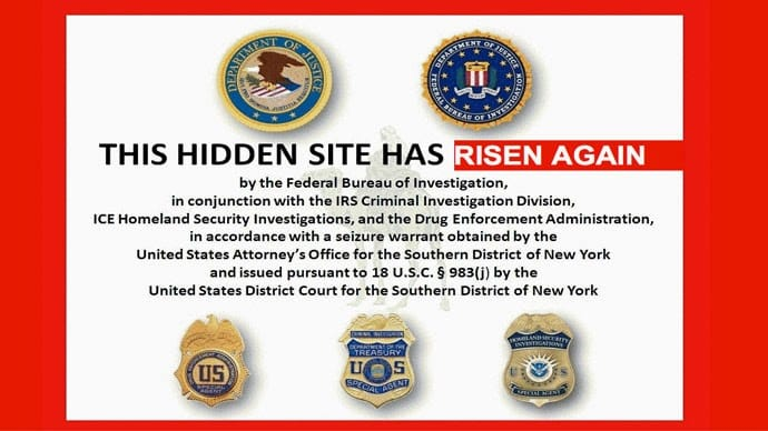 Two Silk Road 2.0 administrators, Inigo and Libertas arrested in US and Ireland in an international swoop