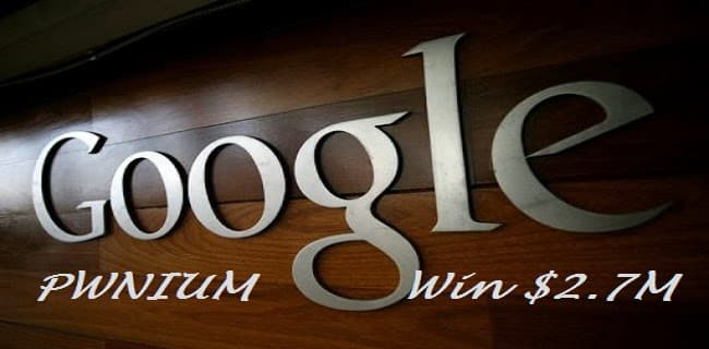 Google kickstarts 2014 hackathon, Google Pwnium to offer $2.7 million to hackers