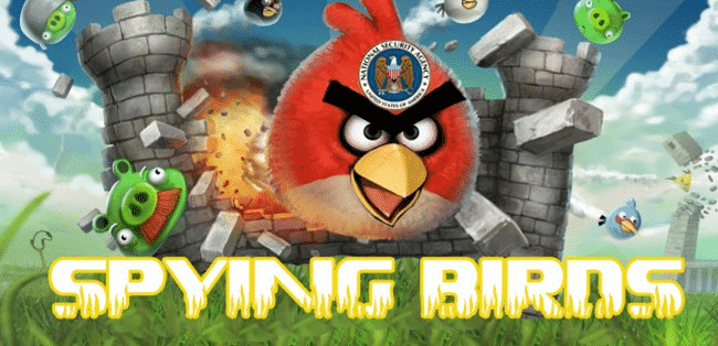 Official Website of Angry bird hacked and defaced by Anti-NSA hackers