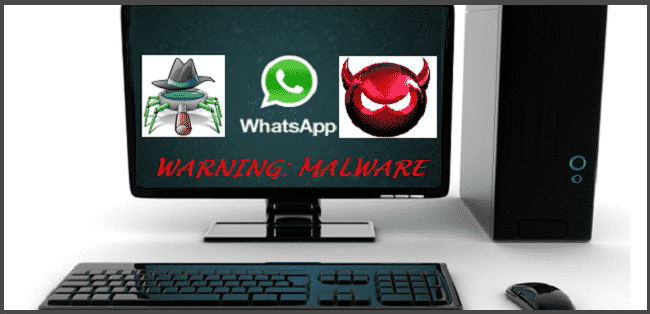 WhatsApp for Windows a sure fire invitation to malware, hackers spreading malware through WhatsApp for Windows