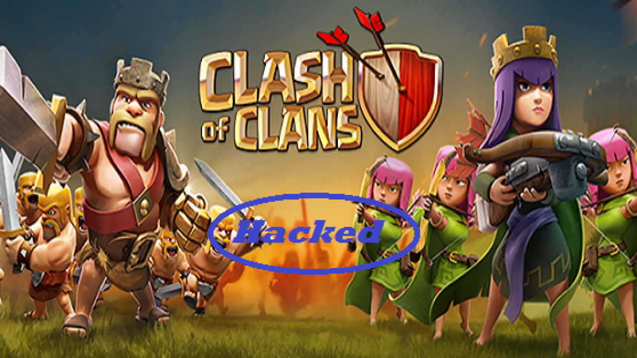 Facebook page of Supercell's popular game Clash of Clans and