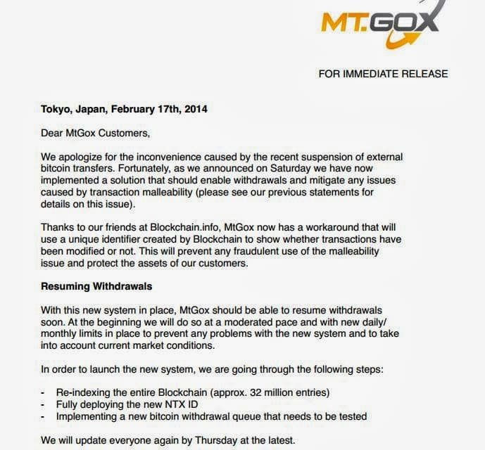 Mt.Gox to resume Bitcoins trading after fixing the glitch but will Bitcoins be back in favour with the traders?