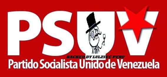 LulzSec Peru Hacks official twitter Account of United Socialist Party of Venezuela against Internet censorship