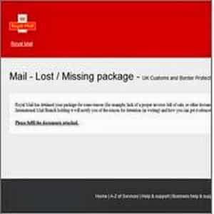 Royal Mail the latest weapon of Ransomware makers, CryptoLocker to lure victims