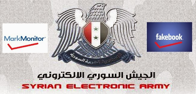 Mark Monitor hacked By Syrian Electronic Army, Facebook was just Minutes away of being Hijacked.