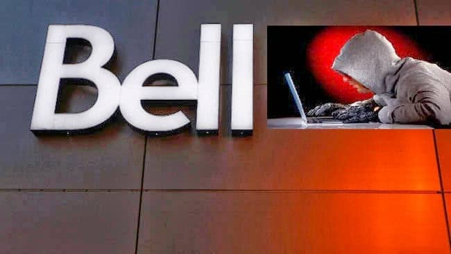 "Canadas Communcation Gaint ""Bell"" Faces An Hack Attack, User data leaked online."
