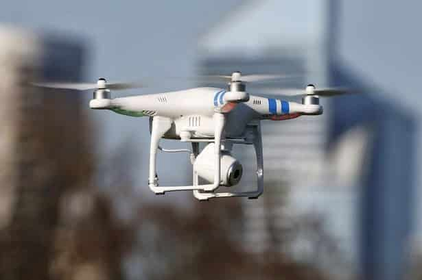 Drone that can hack your Smartphone and steal your data.