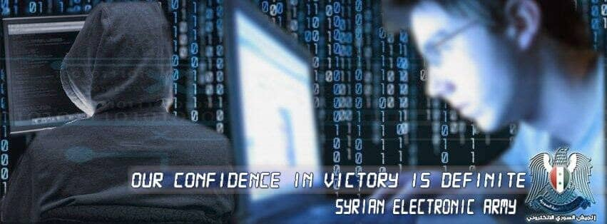 Syrian Electronic Army claims to have hacked United States Central Command (CENTCOM) servers