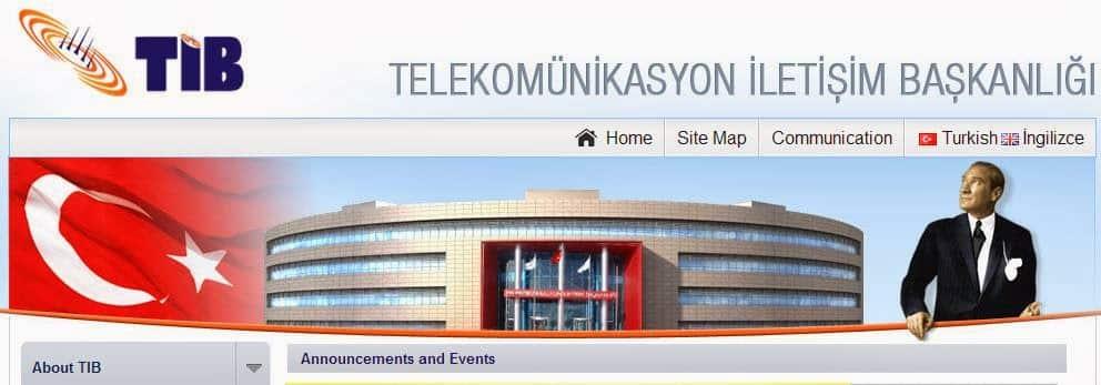 RedHack DDoSes Turkish Telecommunications Directorate Telekomünikasyon ?leti?im Ba?kanl???(Tib) website