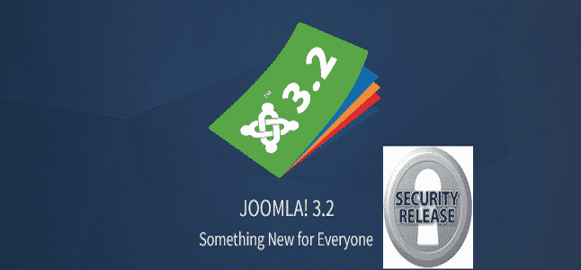 Joomla 3.2.3 released includes four security fixes and over 40 bugs issues resolved.