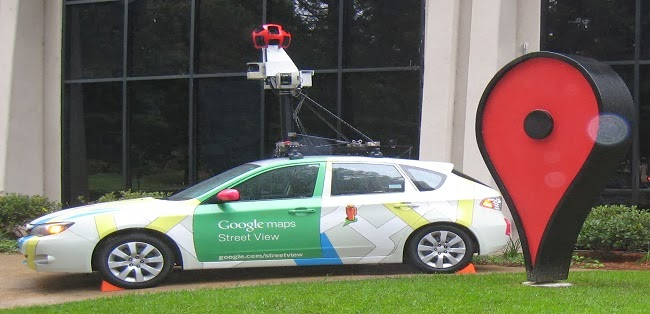 Google pays more than $1M fine for street view Violation in Italy