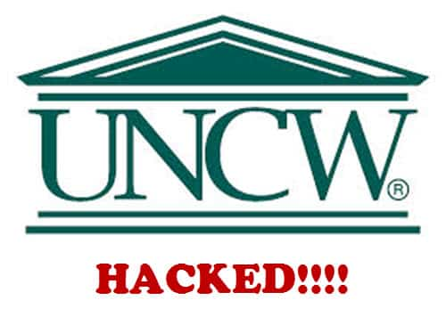 University of North Carolina Wilmington hacked and details of employees and students accessed by hackers