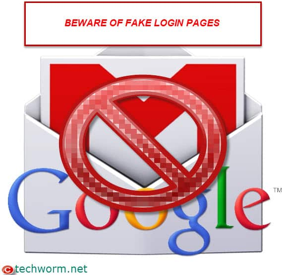 Gmail users being targeted by a new kind of Google FAKE LOG IN phishing attack