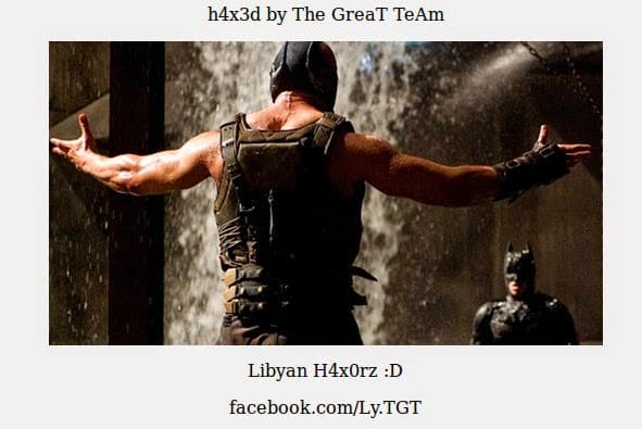 Kali Linux Mailing List website Hacked by Libyan hackers