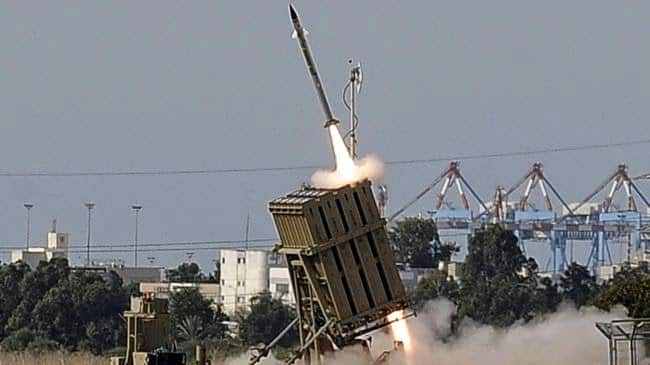 Chinese Hackers hacked Israeli Defense Firms that Built 'Iron Dome' Missile Defense System and stole vital defence information