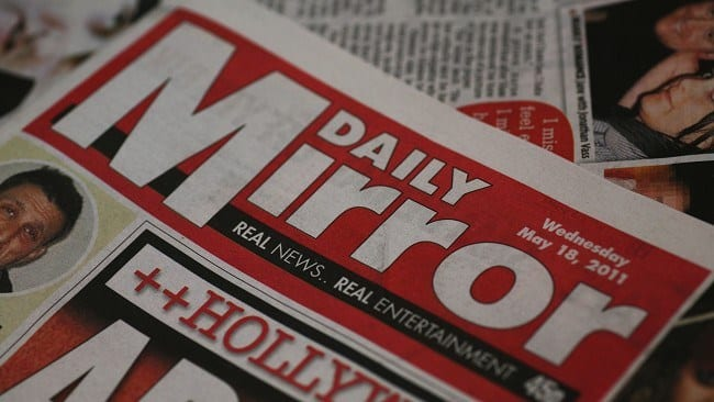 Trinity Mirror pays out £125,000 in damages to phone hacking compensation