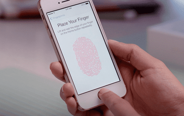 iPhone 6 TouchID hacked by laser printing method