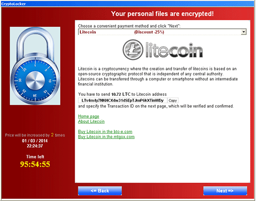 CryptoWall ransomware held over 600K computers hostage, encrypted 5 billion files