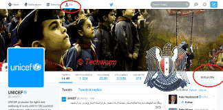 UNICEF's Twitter Account hacked by Syrian Electronic Army
