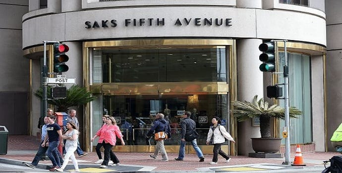 Saks Fifth Avenue Department Store insider job, Identity theft causes $400,000 loss