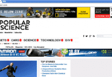 Popular Science website redirecting users to website serving RIG Exploit Kit malware