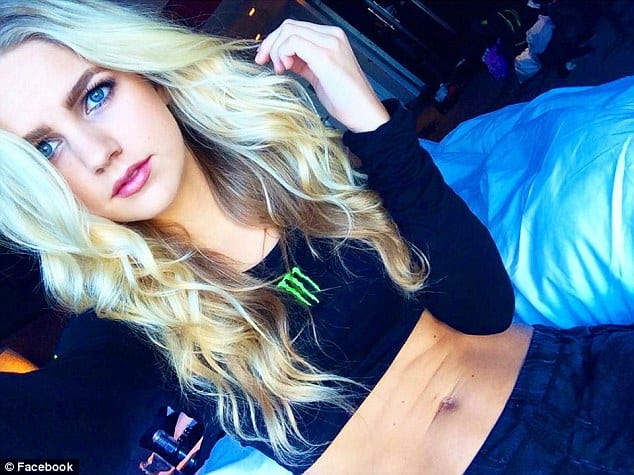 iClouds Hacks leaks victim Madison Louch gets the blackmailing hacker arrested,