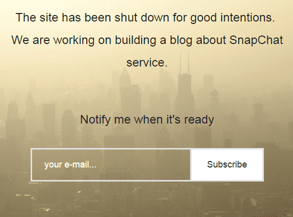 TheSnappening.org hacked for taking the site down, owner doxed