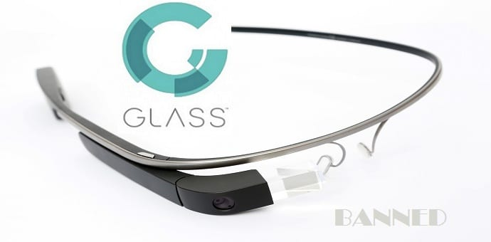 Google Glass Banned in Movie Theaters Over Piracy Concerns