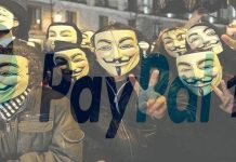 Victory for PayPal14 Anonymous activists, Felony charges dropped