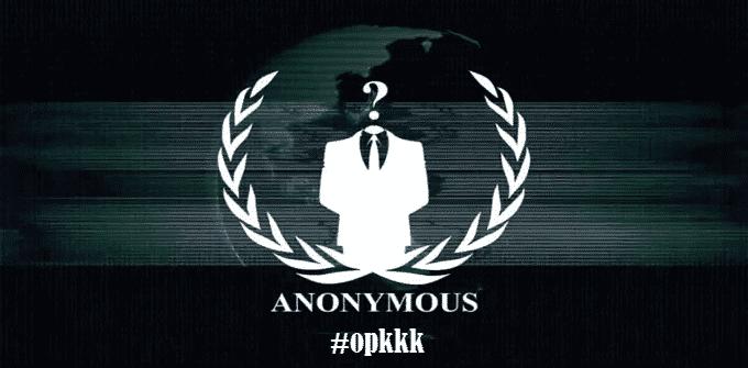 Anonymous strikes at Klu Klux Klan (KKK) groups with HoodsOff and OpKKK