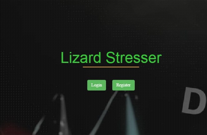Lizard Stresser for rent; Lizard Squads new DDoS business