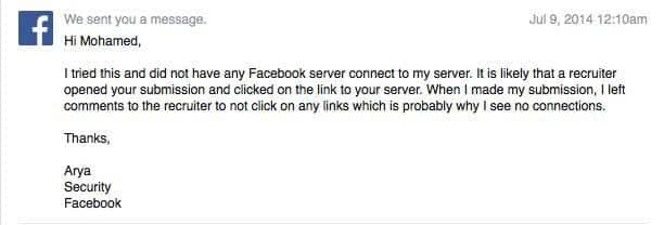 Security Researcher hacks Facebook by injecting XML payload into Word Document