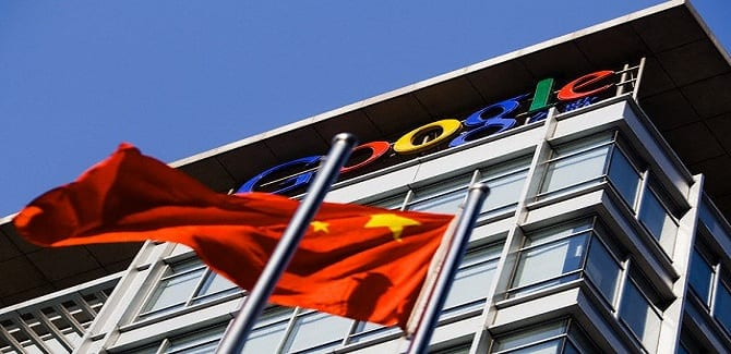 China blocks access to Gmail