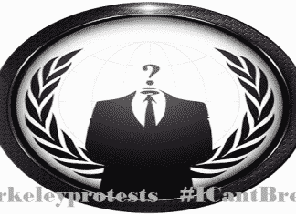 Anonymous shuts down Oakland Police Department website after cops tear gas protesters