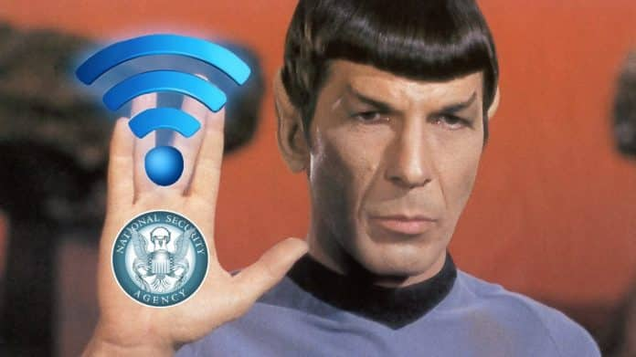 NSA's Vulcan Death Grip on VPNs