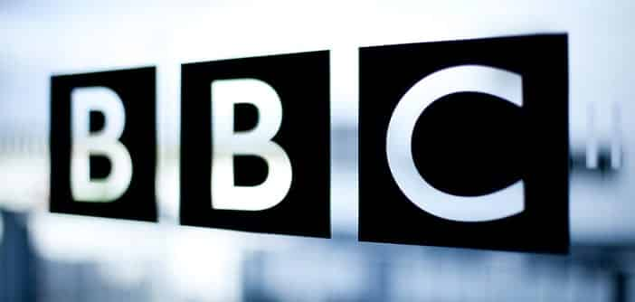 Cloned BBC Website Questioning the Authenticity of Charlie Hebdo Footage