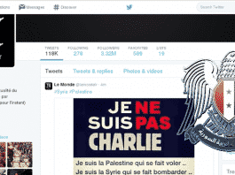 Syrian Electronic Army hacks twitter Account of French Newspaper Le Monde