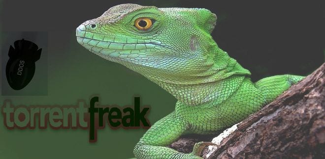 Torrent Freak Down, Lizard Squad's DDoS tool Lizard Stresser at work again?