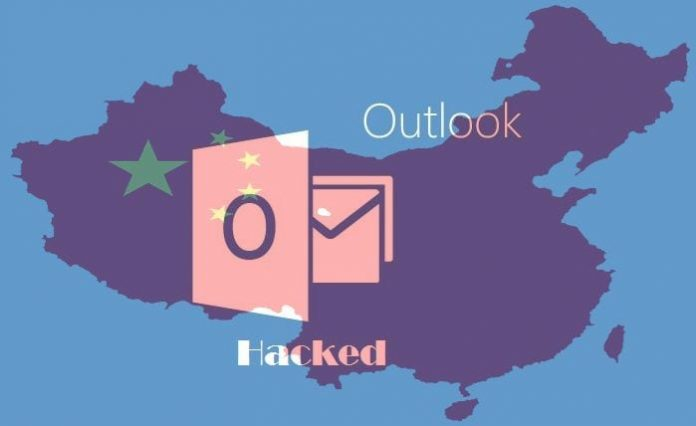 Microsoft Outlook allegedly hacked by Chinese authorities during the weekend