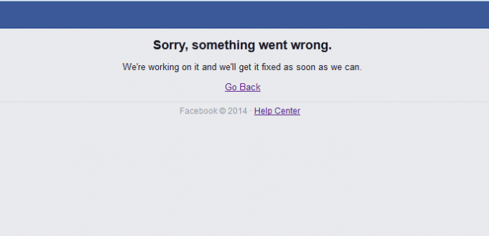 Facebook down; Facebook and Instagram face international outage, social animals harangued