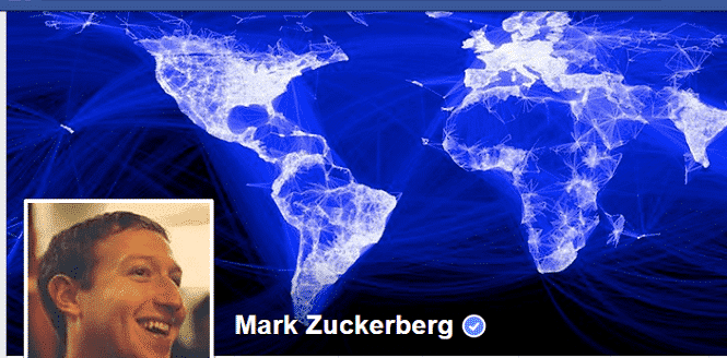 Creator of Facebook, Mark Zuckerberg is unblockable