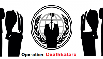 Anonymous relaunch Operation Death Eaters to expose international paedophile networks