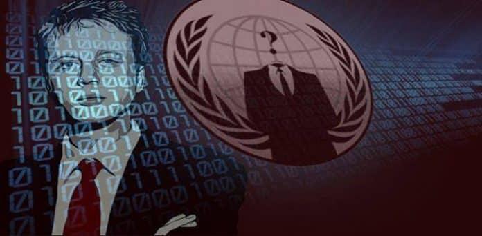 Barrett Brown, Spokesman for Anonymous hacktivist,