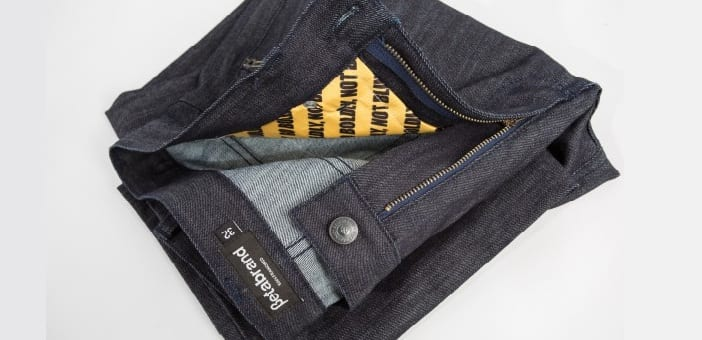 Now a Jeans that can stop a hack attack