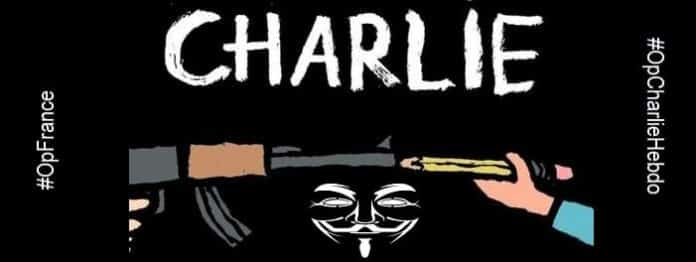 OpFrance vs OpCharlieHebdo Is Anonymous fighting against the ISIS Hackers?