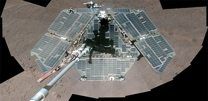 NASA's Mars Rover's Flash Memory Slowly and Steadily Wearing Out